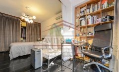 stylish shanghai apartment Well designed 1BR Lane House w/ Patio on Wuyuan Rd
