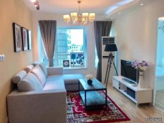 renovated shanghai apartment Bright 2BR Apartment with Wall-Heating in Jing