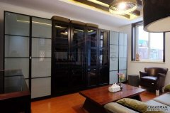 Renovated 2BR Apartment with Garden in Shanghai FFC