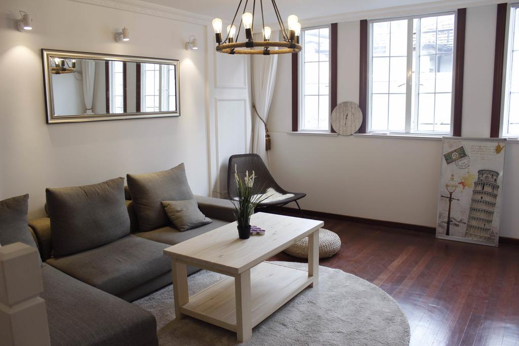 Duplex 2 bedrooms apartment, French Concession