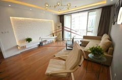 Fresh 3BR Apartment beside Metro 9 & 12 in Xuhui