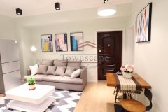 Modern 2BR Apartment next to Jingan Temple