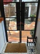 Modernized Garden Apartment w/Floor Heating in former French Concession