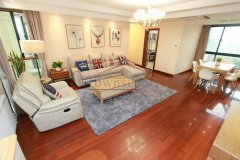 Sleek 3BR Apartment for Rent in Shanghai Downtown