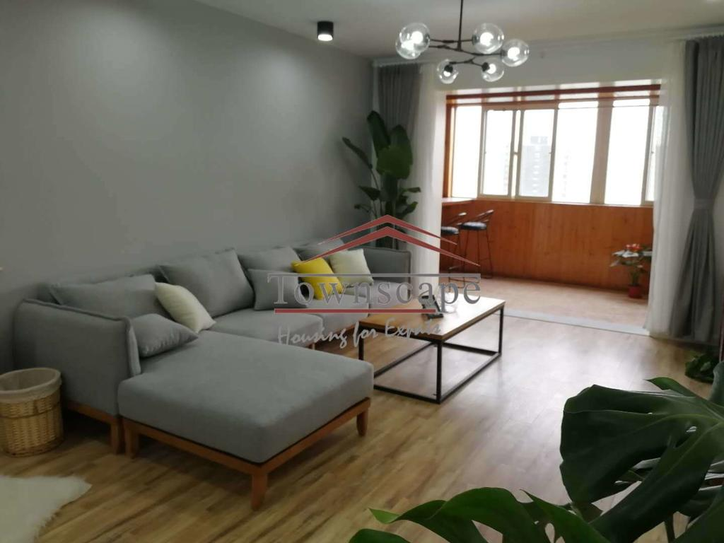 Renovated 3BR Apartment in Jing