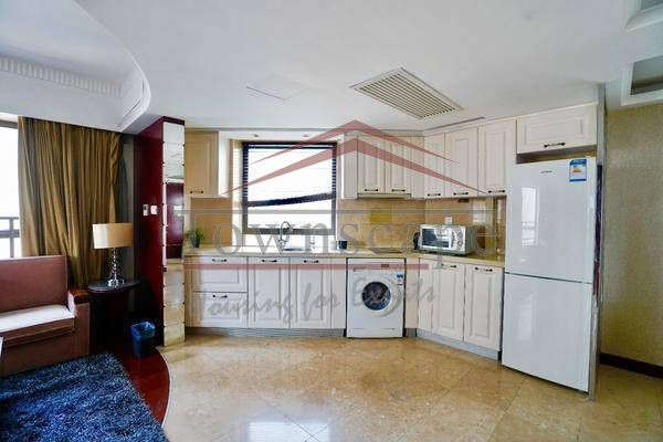 Spacious Service Apartment in Jing an