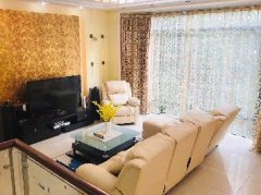 4BR Duplex Apartment in Hongqiao near Zhongshan Park