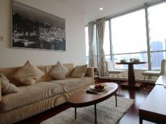 Spacious 1BR Apartment near The Bund & People's Square