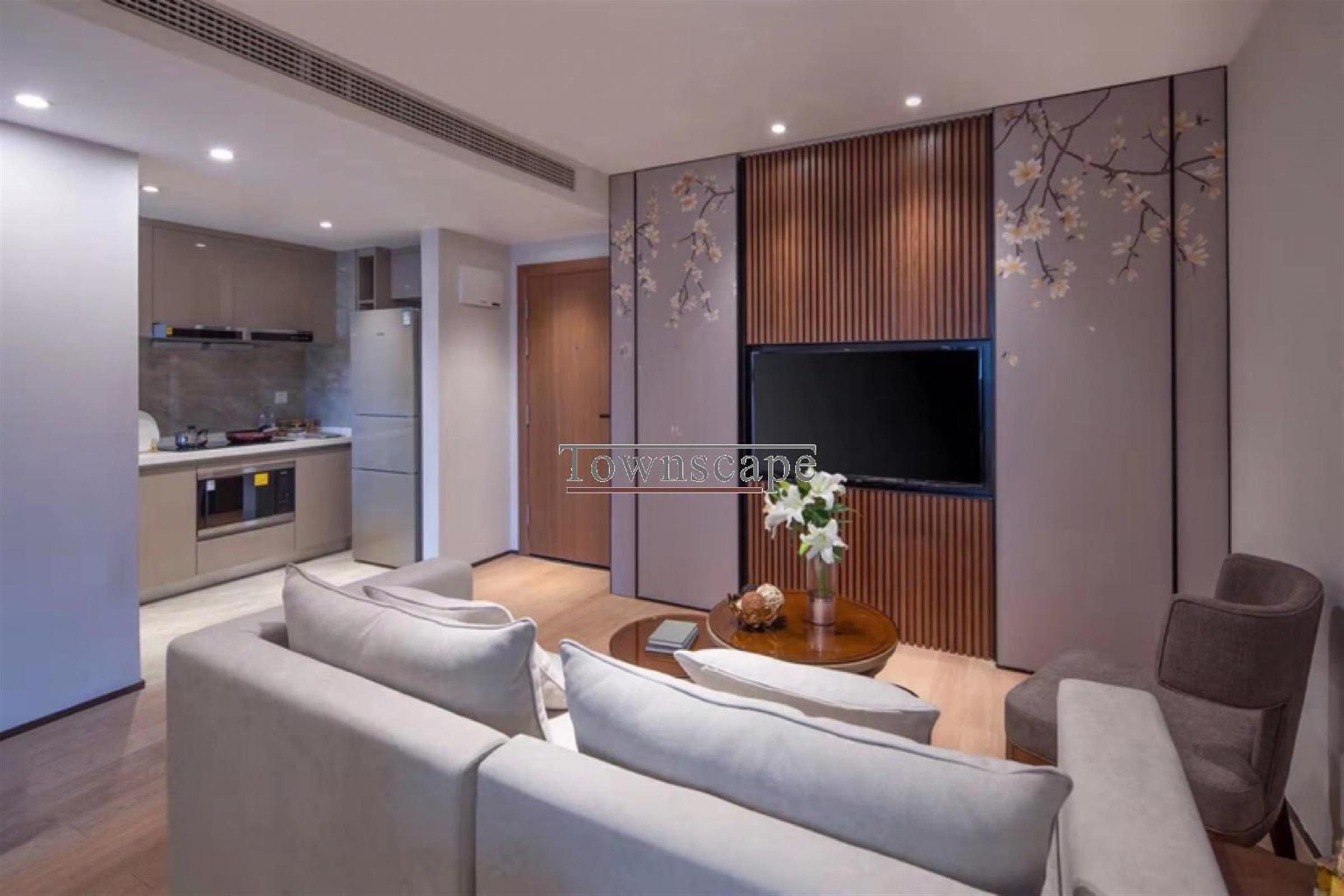 classy decor Beautifully Decorated, Newly Opened Studio Service Apartments in Jing