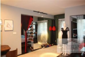 Cozy Bright 1bdr apartment 75sqm in FC close to Shaanxi rd l