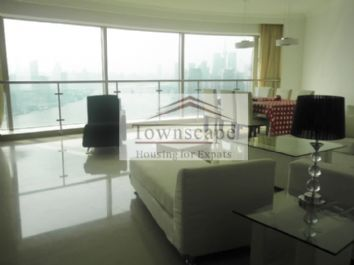 shimao Riviera Shimao Riviera Apartment 280sqm 4bdr 50thfloor in Pudong