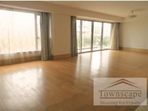 1 Xinhua Rd apartment 280sqm 4bdr close to line 10