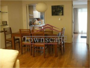 <b>triplex Apartment with floor heating in Tomson Xingguo Garde</b>