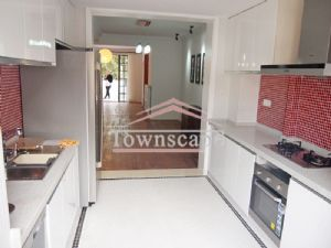 Excellent Finished apt on Quiet Street for Rent