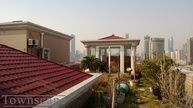 100sqm sunny terrace house in green residential centre