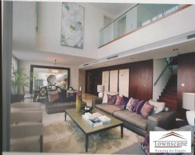 Lakeside villa penthouse Duplex 440 sqm with 5bdr